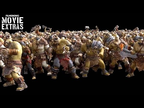Warcraft 'Creating the Horde' - VFX Breakdown by ILM (2016)