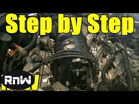 Chevy 3.8L Upper + Lower Intake Manifold Gasket and ...