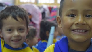 Let's help vulnerable children in Latin America reach their full potential!