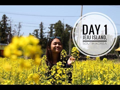 DAY 1: JEJU ISLAND, SOUTH KOREA | Travel Vlog 3