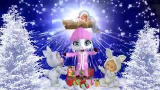 Зайка ZOOBE 'С Рождеством Христовым дорогие!'