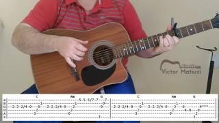 Minha Vontade - Fred e Gustavo - Video Aula