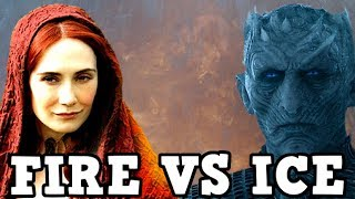 Game of Thrones Season 8 - The Duel of Fire and Ice (SPOILERS)