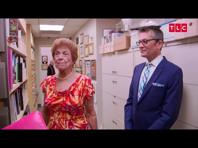 Exclusive Video Meet Randy Fenoli S Mother Jeanette On Say Yes To The Dress