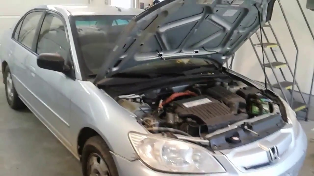 Honda Hybrid Battery Draw Issue Easy Fix