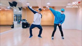 Gambar cover [몬채널][B] KCON JAPAN practice part.2 (Jooheon & I.M) (Color Coded Han & Kan/Rom/Eng/Esp Lyrics)