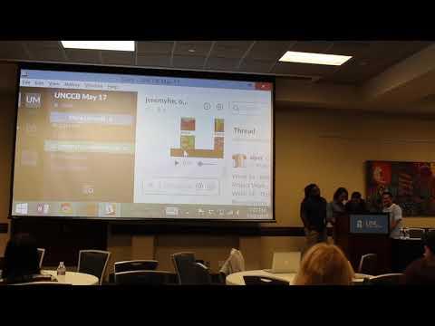 UNC coding bootcamp demo day 11/2/2017 - Gardyn