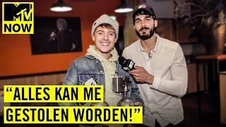 BACKSTAGE bij LIL KLEINES Alleen Tour in Amsterdam! MTV NOW