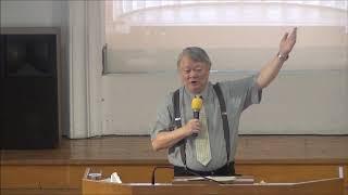 20180923浸信會仁愛堂主日信息_白嘉靈牧師