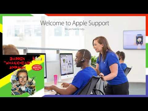 Whackhead Simpson - Apple Support Prank