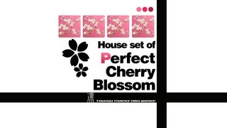 [Touhou] House set of Perfect Cherry Blossom ~ Ayakashi Set