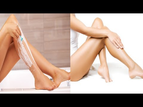 8 Mistakes You're Making When You Shave Your Legs I Remove Public Hair 2018 I Health Mastery