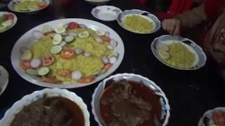 Swan Curry Bangladesh village cooking Sunamganj