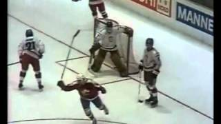 IIHF WC  1985   Československo -  Kanada  5-3