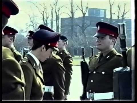 British Army Passing Out Parade 1996 (REME)