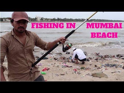 Fishing At Manori Beach | Mumbai | Dubai Update