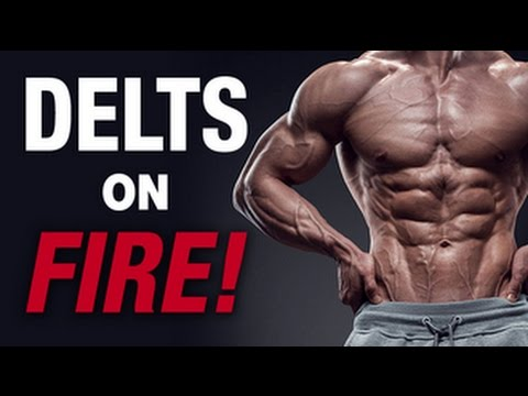 The 4 Best Shoulder Exercises Of All Time Shoulder Workout From