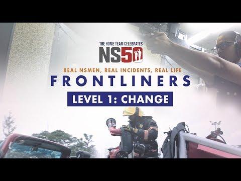 Frontliners - Level 1 : Change
