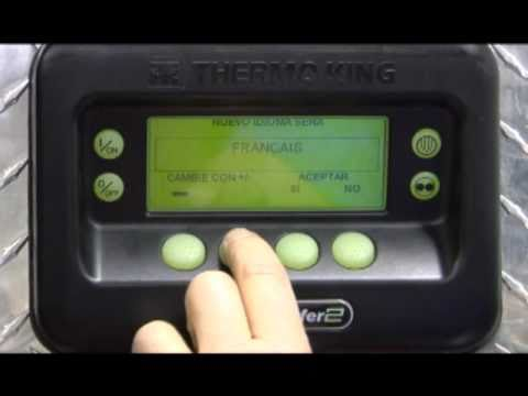 Thermo King - Driver Operation Spectrum SR-2 Training - English
