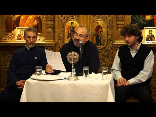 Parintele Profesor Gheorghe Istodor Sf. Antonie cel Mare, 2015.05.25
