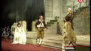 ТВЦ - о «Женитьбе Фигаро»