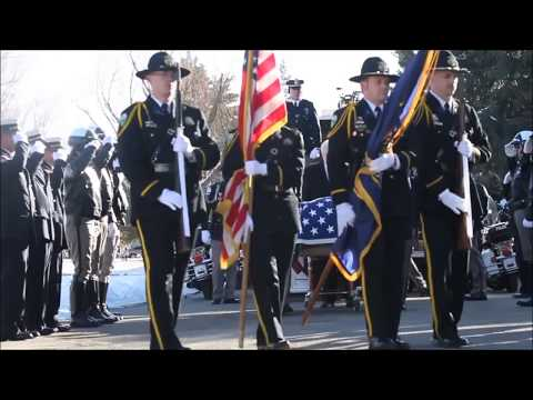 Acceptance of Death :: Fallen Police Officer Tribute