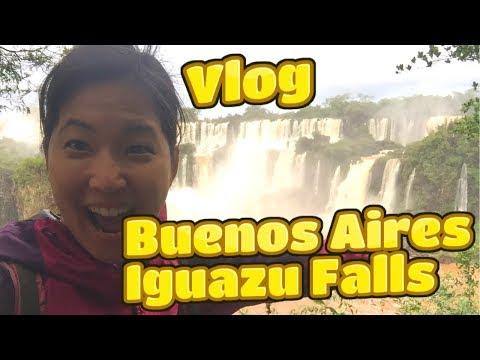 Buenos Aires & Iguazu Falls Vlog - Day 1
