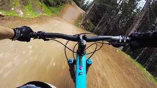 One of Jordan Boostmaster's most viewed videos: 2015 Santa Cruz Nomad - Whistler Bike Park Freeride MTB