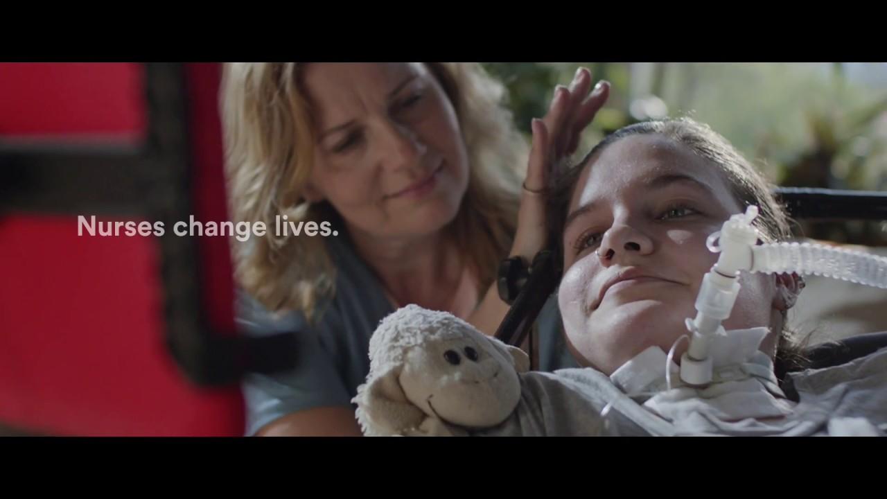 Nurses Change Lives: 2 Minute Version - Johnson & Johnson Nursing 2018-09-17 23:33