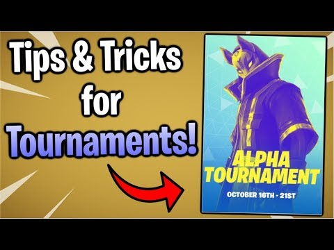 Fortnite: Amazing Tips & Tricks To Help You Perform Better In The Open Tournaments!