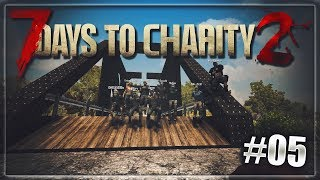 [7 Days to Charity 2] Tag 5 - Unglaubliche Spendensumme [7dtd|Benefiz|7 Days to Die]