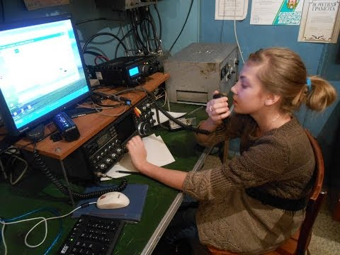 Ladies Ham Radio Year 2014. YL's !
