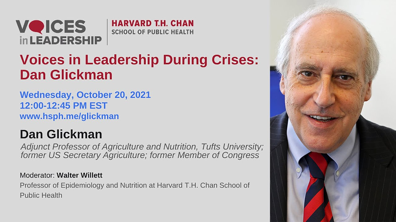 Voices in Leadership: Dan Glickman
