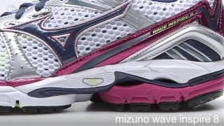 mizuno wave inspire 8 mens