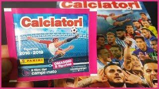 ⚽ FILM DEL CAMPIONATO N.2! Panini Calciatori 2018-19