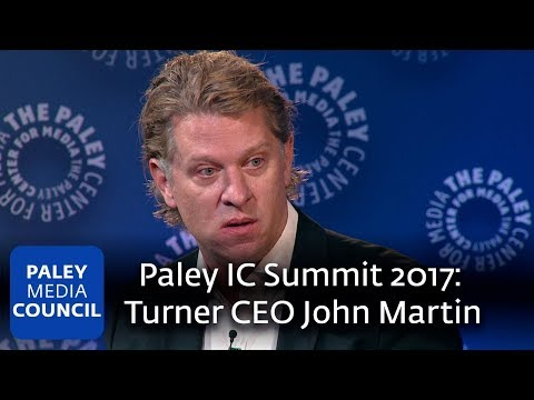 Turner CEO John Martin On Consumers - Paley IC Summit 2017