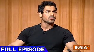 John Abraham in Aap Ki Adalat (Full Interview)