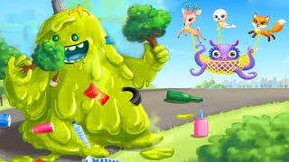 Sweet Baby Girls Super City Fun Care Kids Game -Style Makeover & Monster Rescue  Games For Girls
