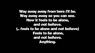 Yellowcard - Way Away [Lyrics On Screen]