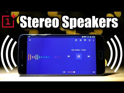 OnePlus 5 Stereo Speakers - A Quick How To Tutorial! - YouTube