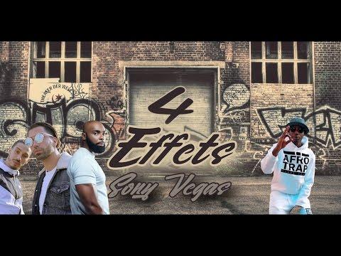 [FR] Tuto Sony Vegas, 4 Effets simple pour clip de Rap
