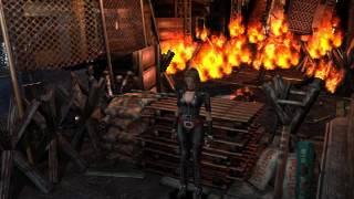 Resident Evil 3 (PC) Speedrun - Knife Only - 51:46