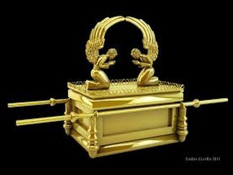 THE ARK OF THE COVENANT DISCOVERED