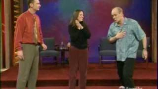 Whose Line Is It Anyway - Funny stuff compilation 4