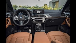 All New 2018 BMW X3 Interior and Exterior