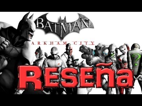 Mini Reseña: Batman Arkham City