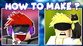 HOW TO MAKE A ROBLOX YOUTUBE PROFILE PICTURE !!
