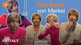 Die Mutti zu Gast – die witzigsten Momente von Angela Merkel