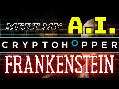CRYPTO HOPPER – MEET MY AI FRANKENSTEIN CRYPTO TRADING BOT