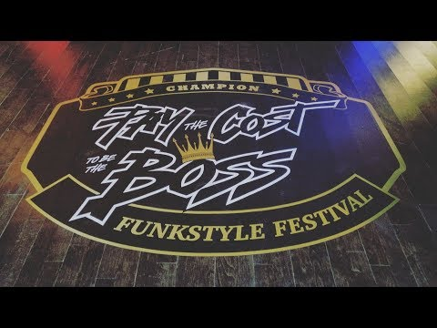A-Train, Yoshie, P-Lock, Walid, Nelson, Hozin | Conference | Pay the Cost to be the Boss 2017 | FSTV
